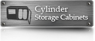 LP Gas Cylinder Storage Cabinets from H&H Sales Company