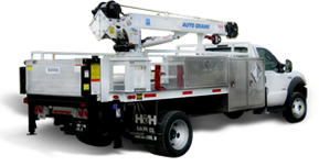Custom Service Truck Bodies And Equipment From H H Sales